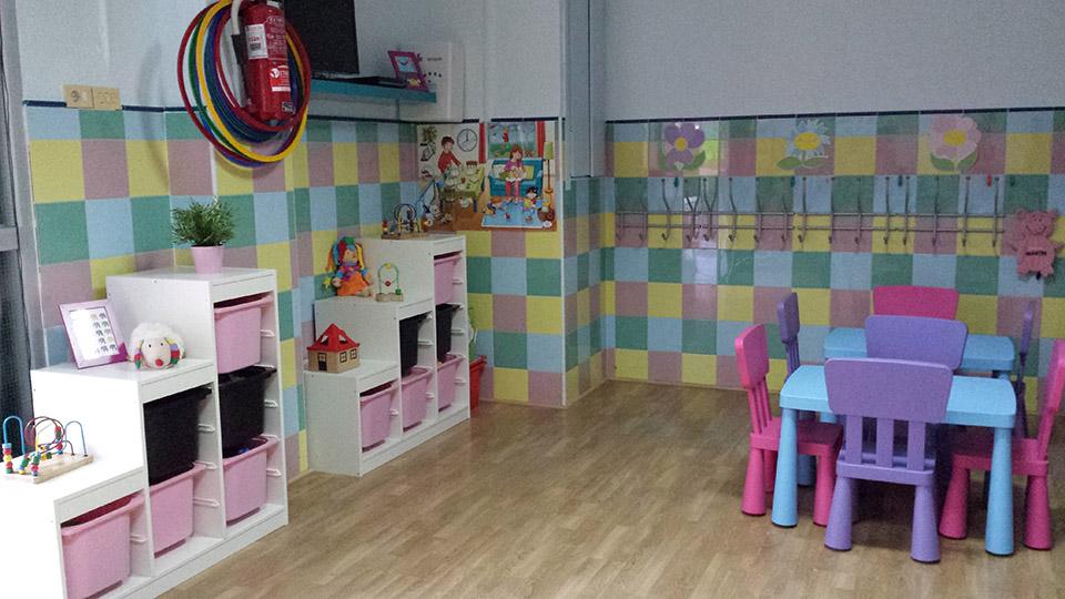 Sol y Luna Escuela Infantil Guarderia Murcia