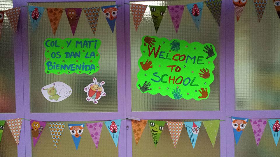 Sol y Luna Escuela Infantil Murcia - Inicio de curso